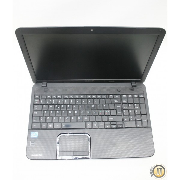 Toshiba Satellite Pro C850-151, 320 GB, 2gb ram; Intel celeron procesorius, Windows 8 OS